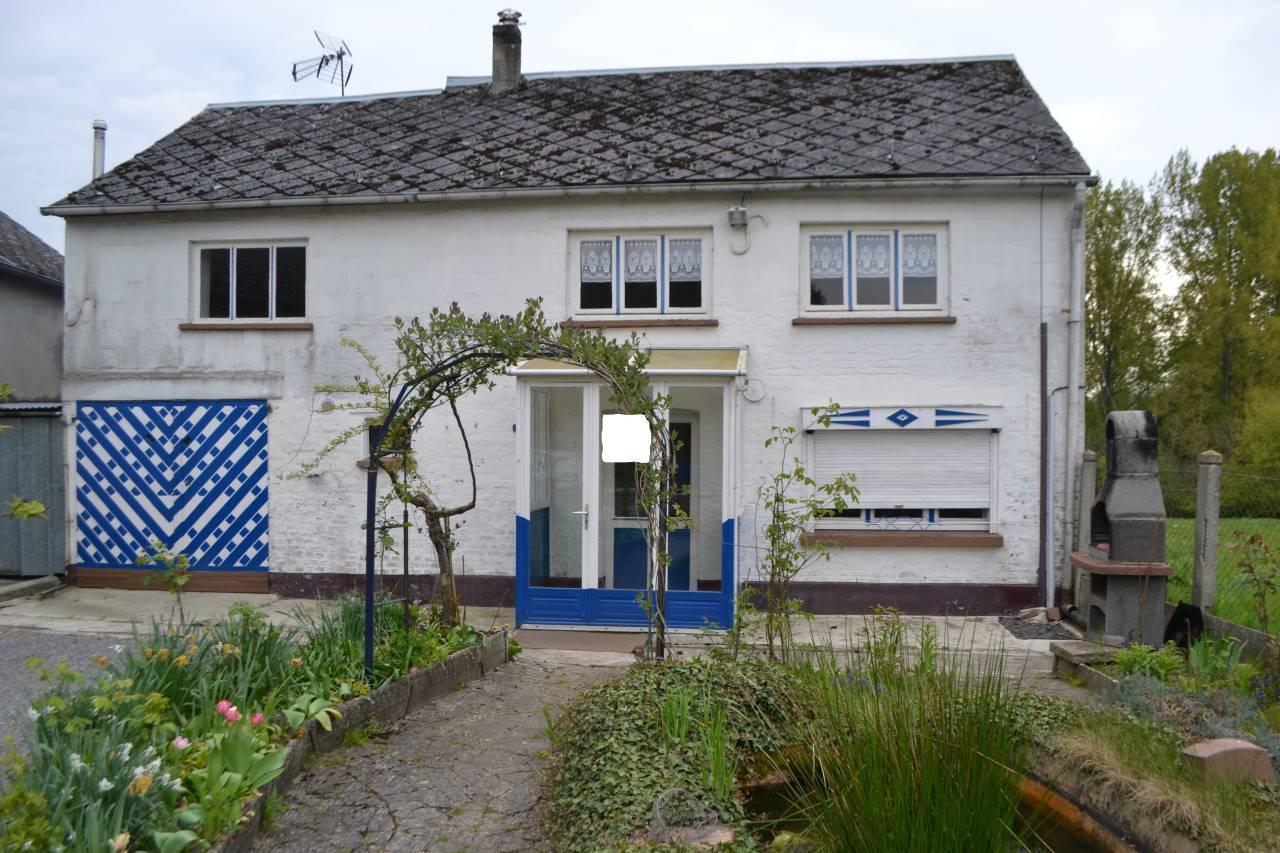 Maison de village 60m²