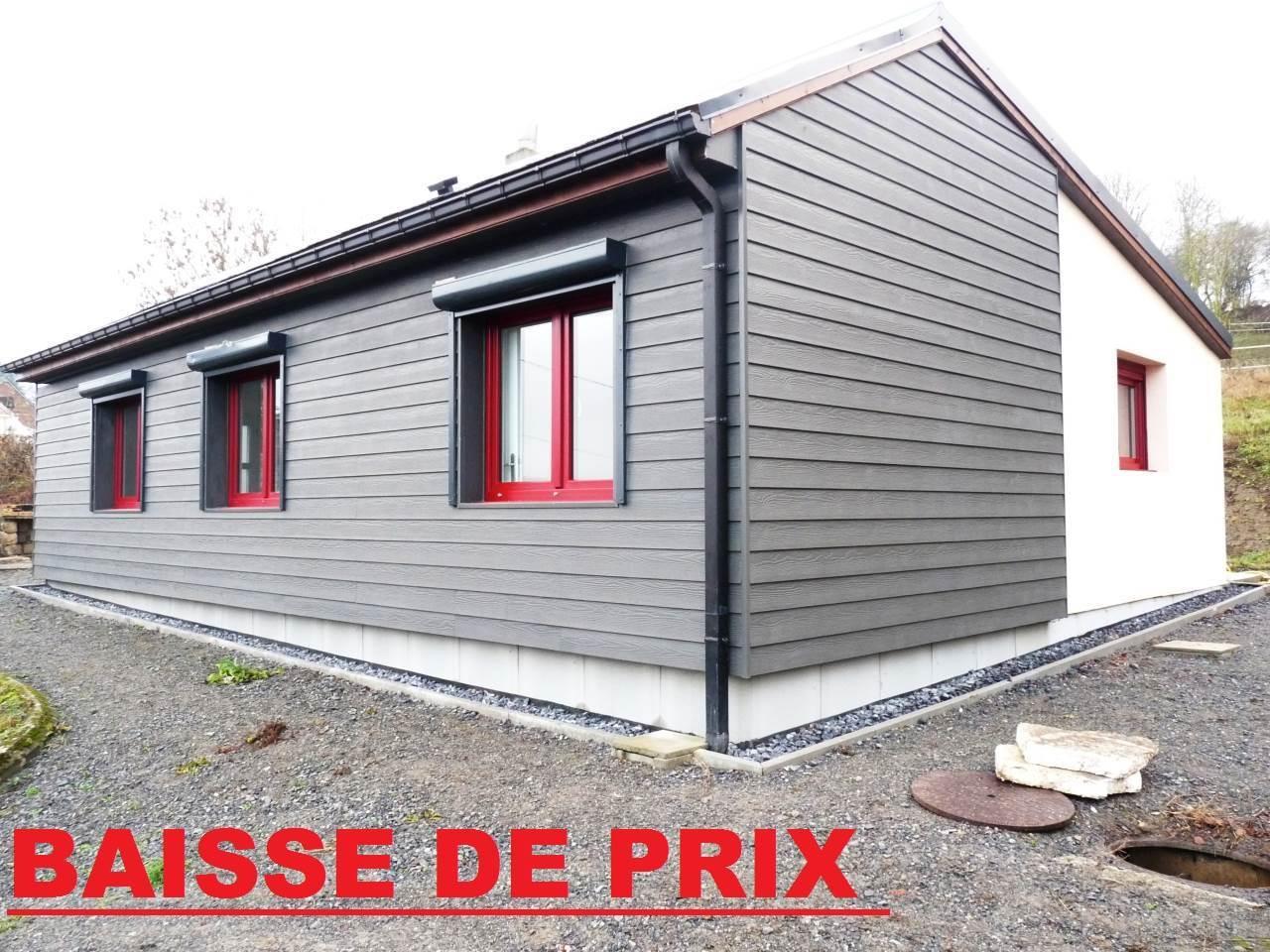 Maison de village 75m²