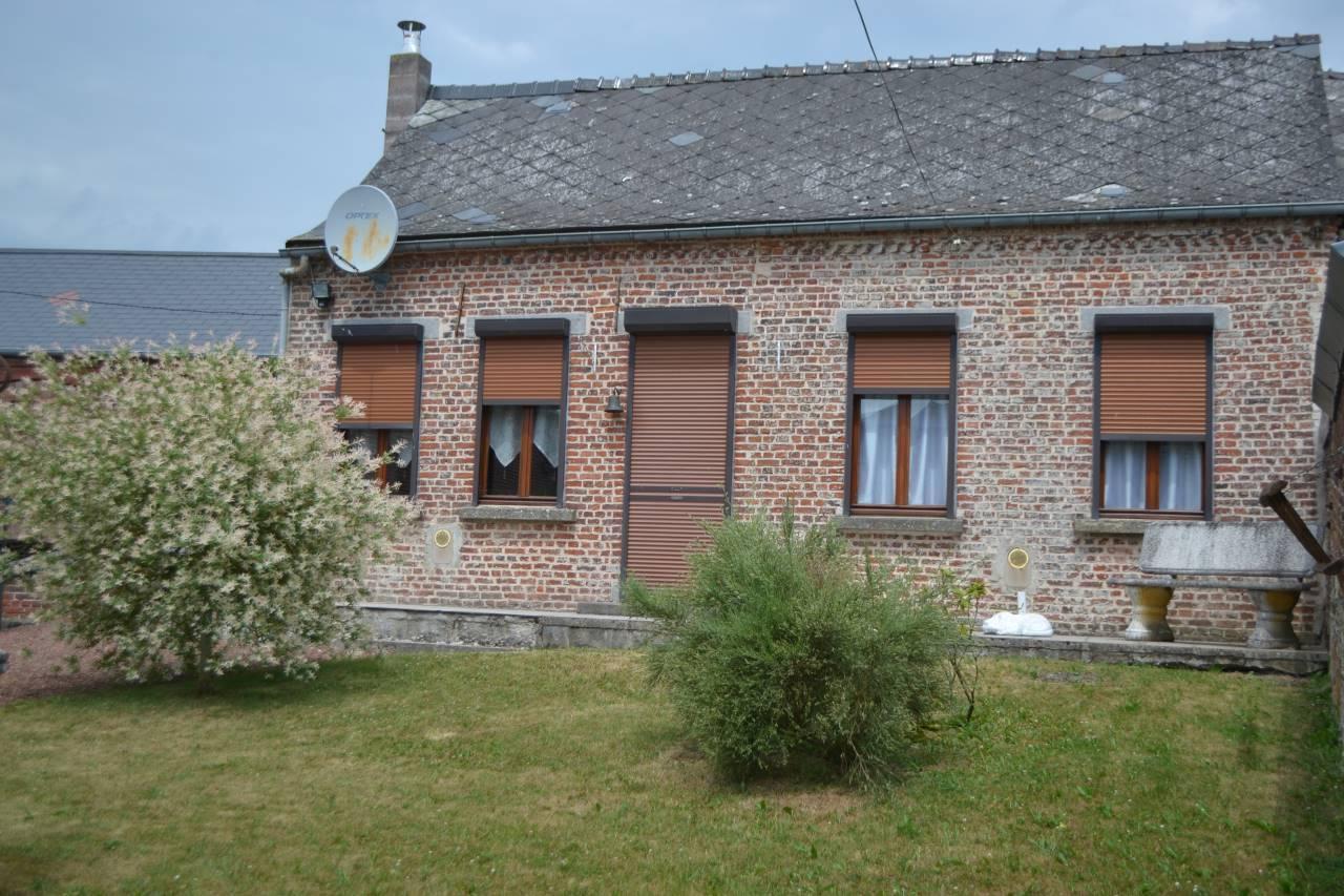 Maison de village 100m²