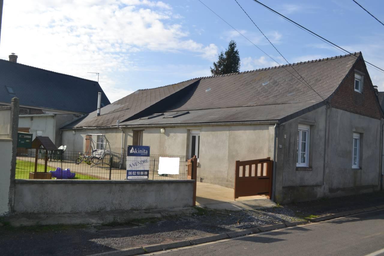 Maison de village 116m²