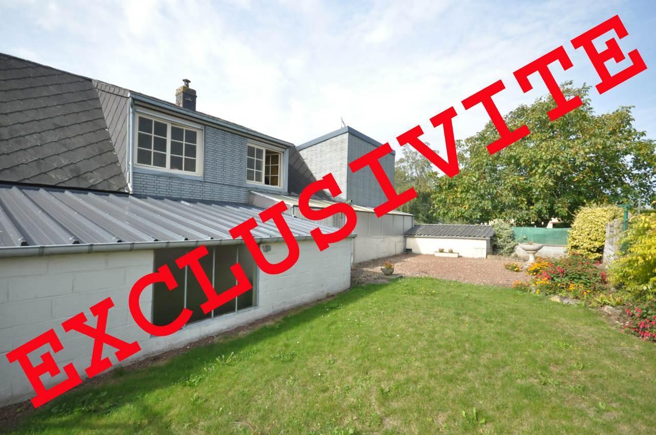 Annonce vente maison le quesnoy 59530 110 m 75 600 for Garage brihaye le quesnoy