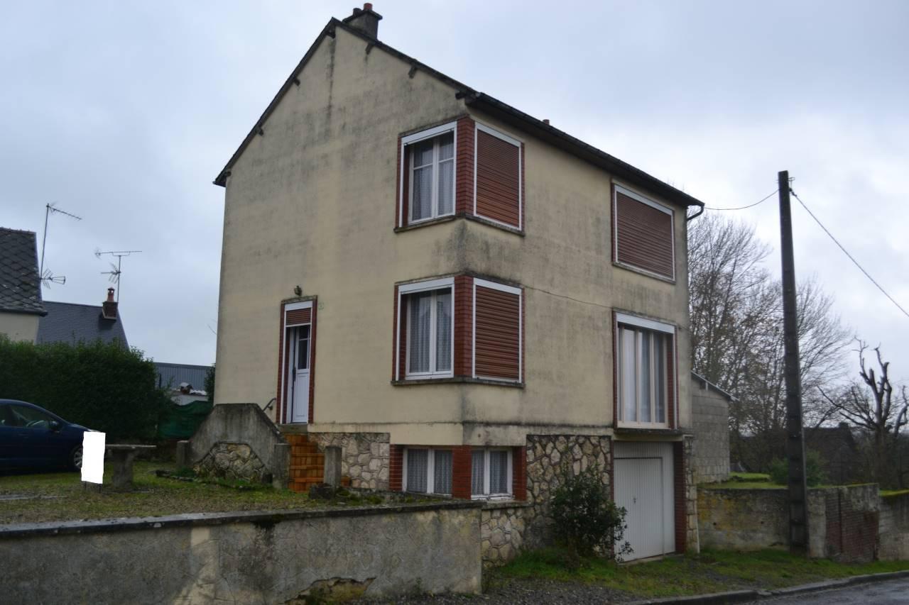 Maison de village 104m²
