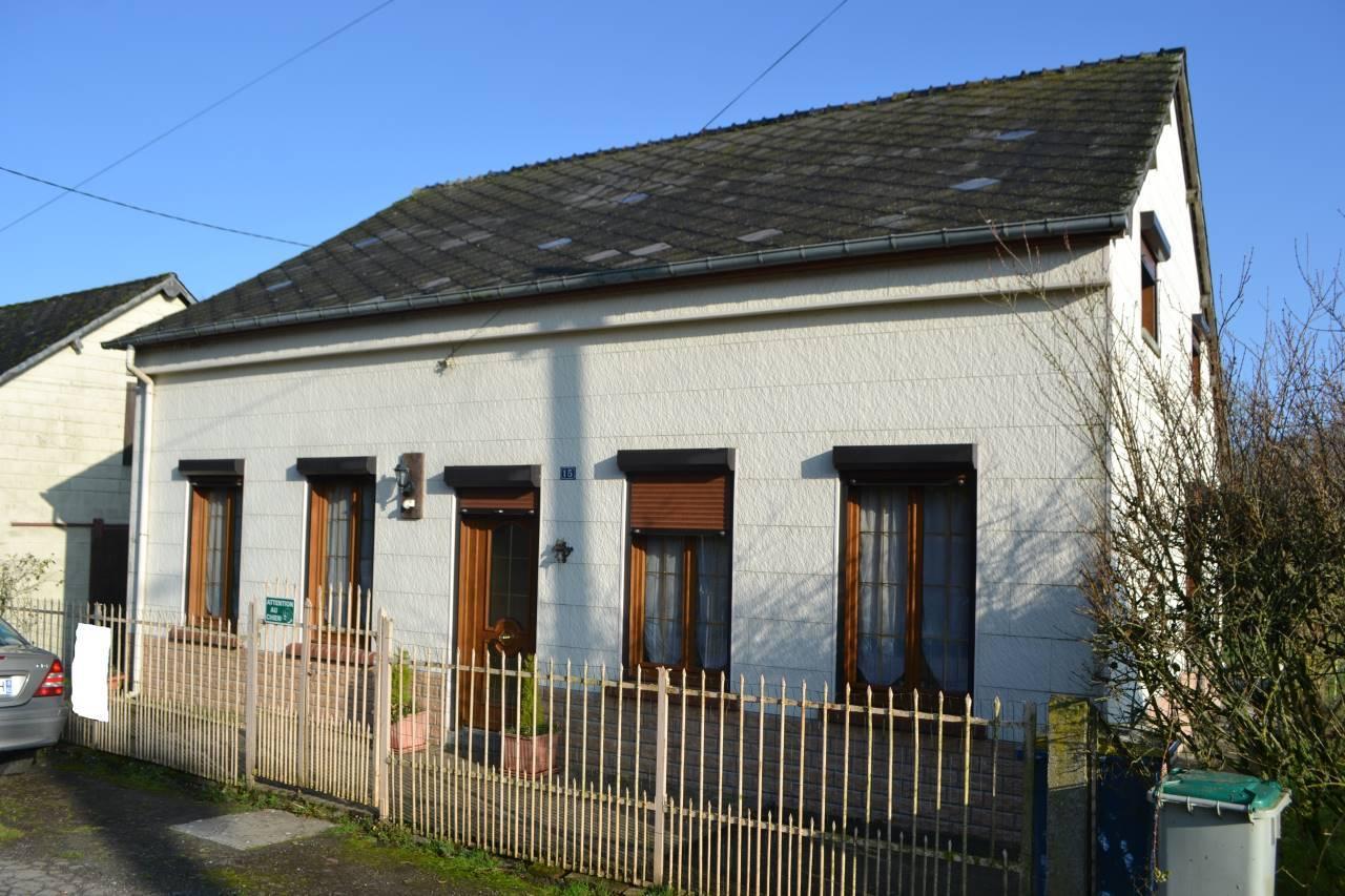 Maison de village 158m²