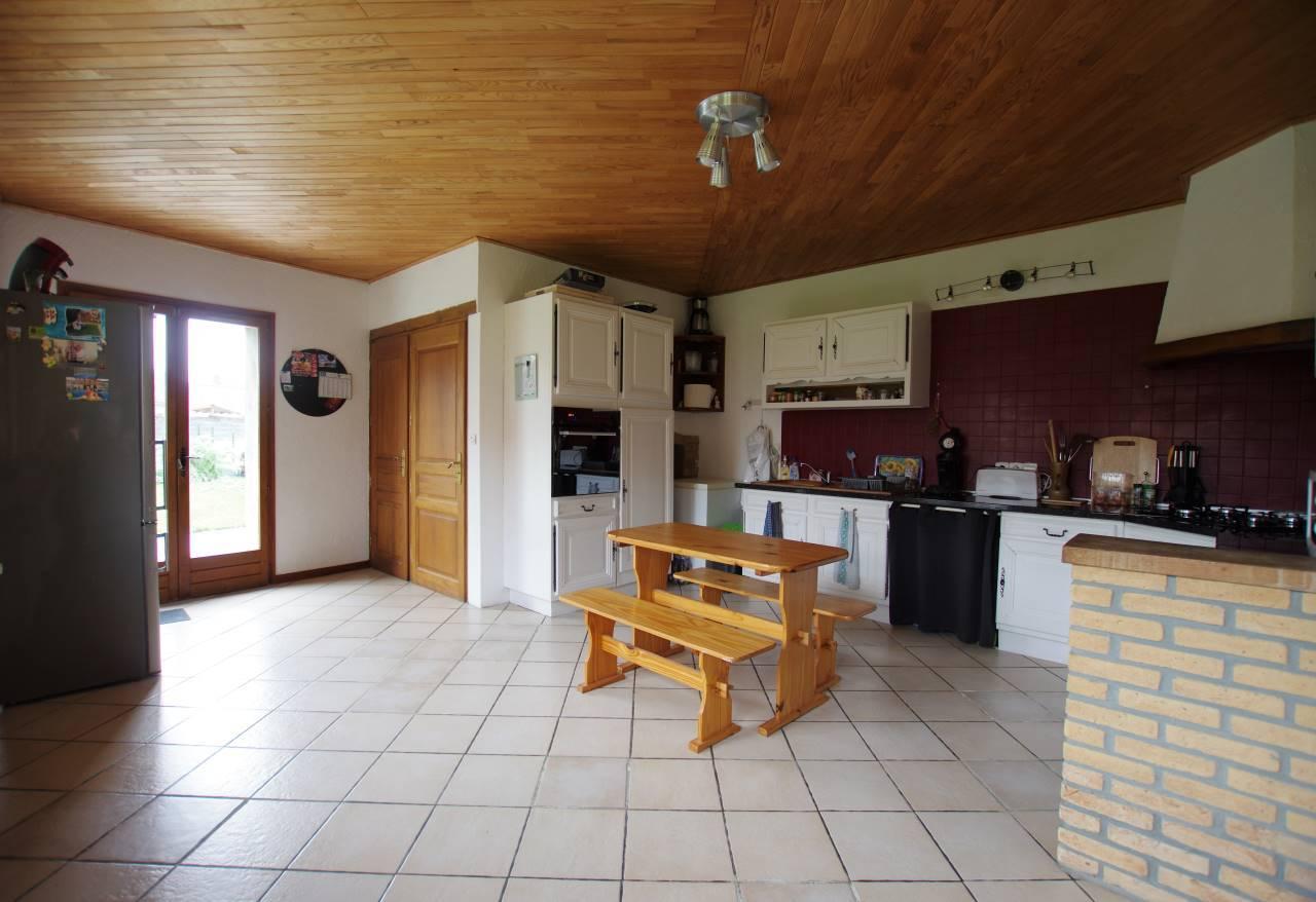 Maison de village 112m²