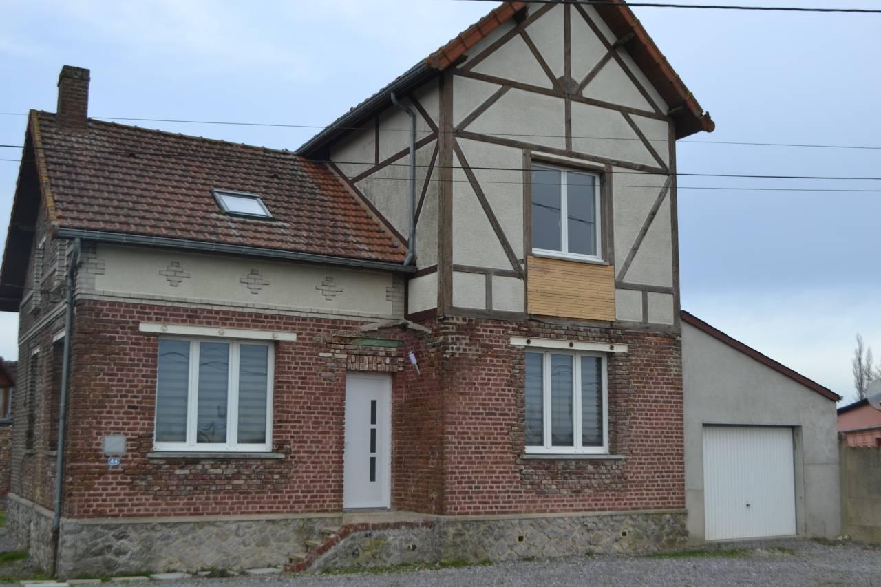 Maison de village 145m²