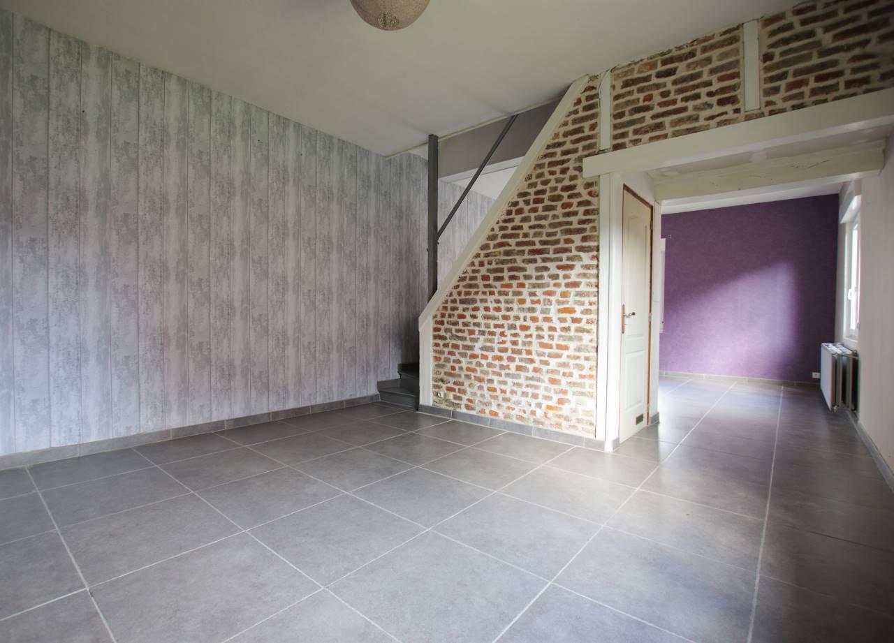 Maison de village 124m²