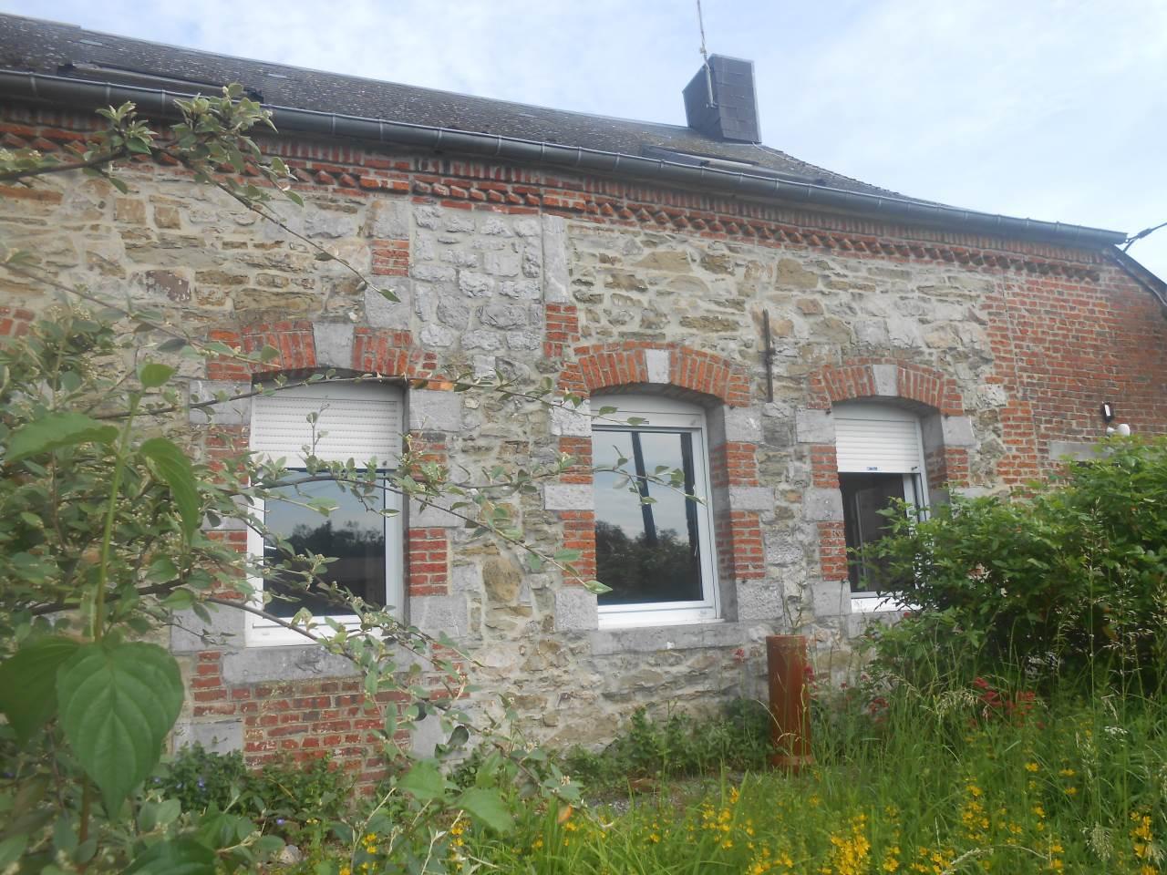 Maison de village 90m²