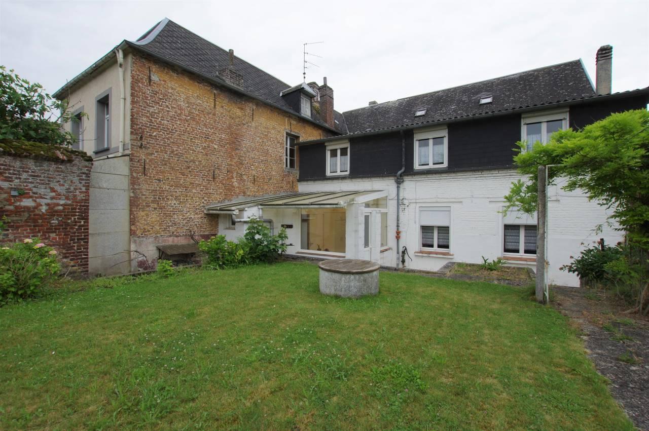 Maison de village 250m²