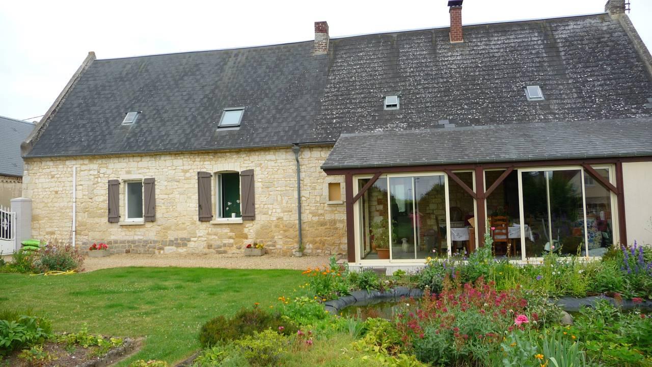 Maison de village 132m²