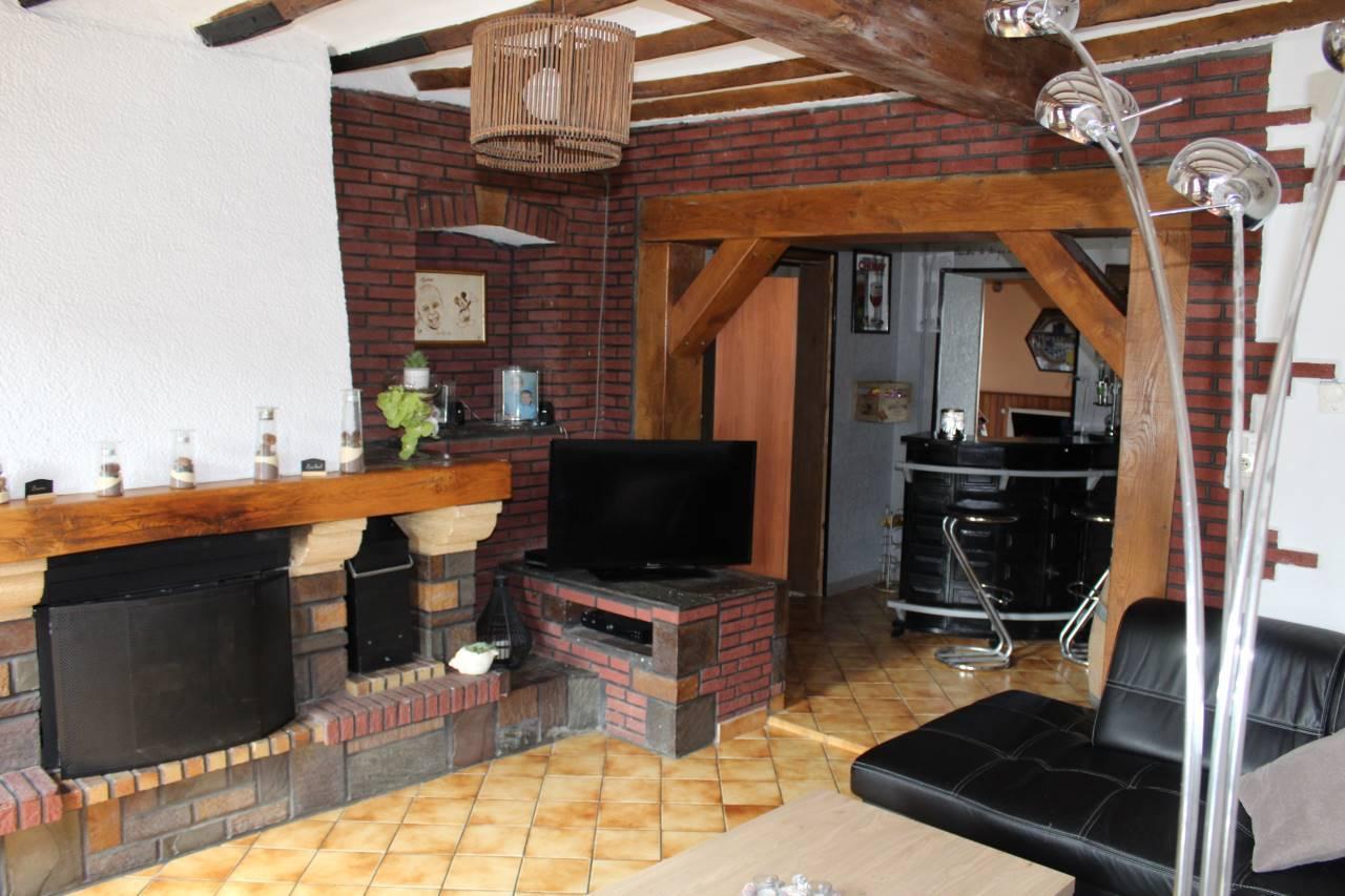 Maison de village 110m²