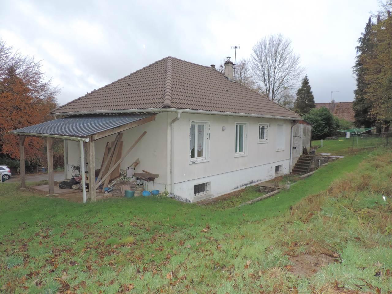Maison de village 115m²