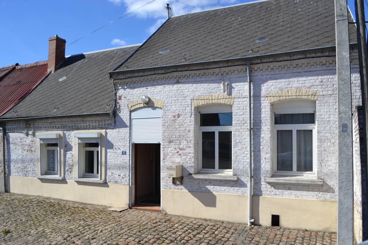 Maison de village 65m²