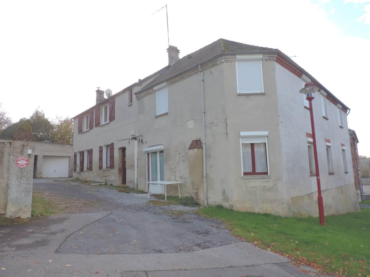 Maison de village 200m²