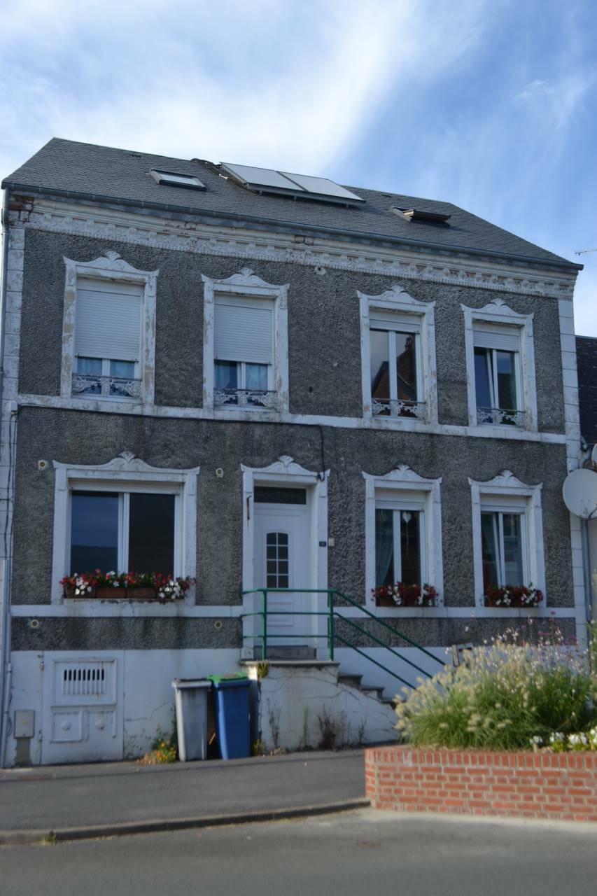 Maison de ville 130m²