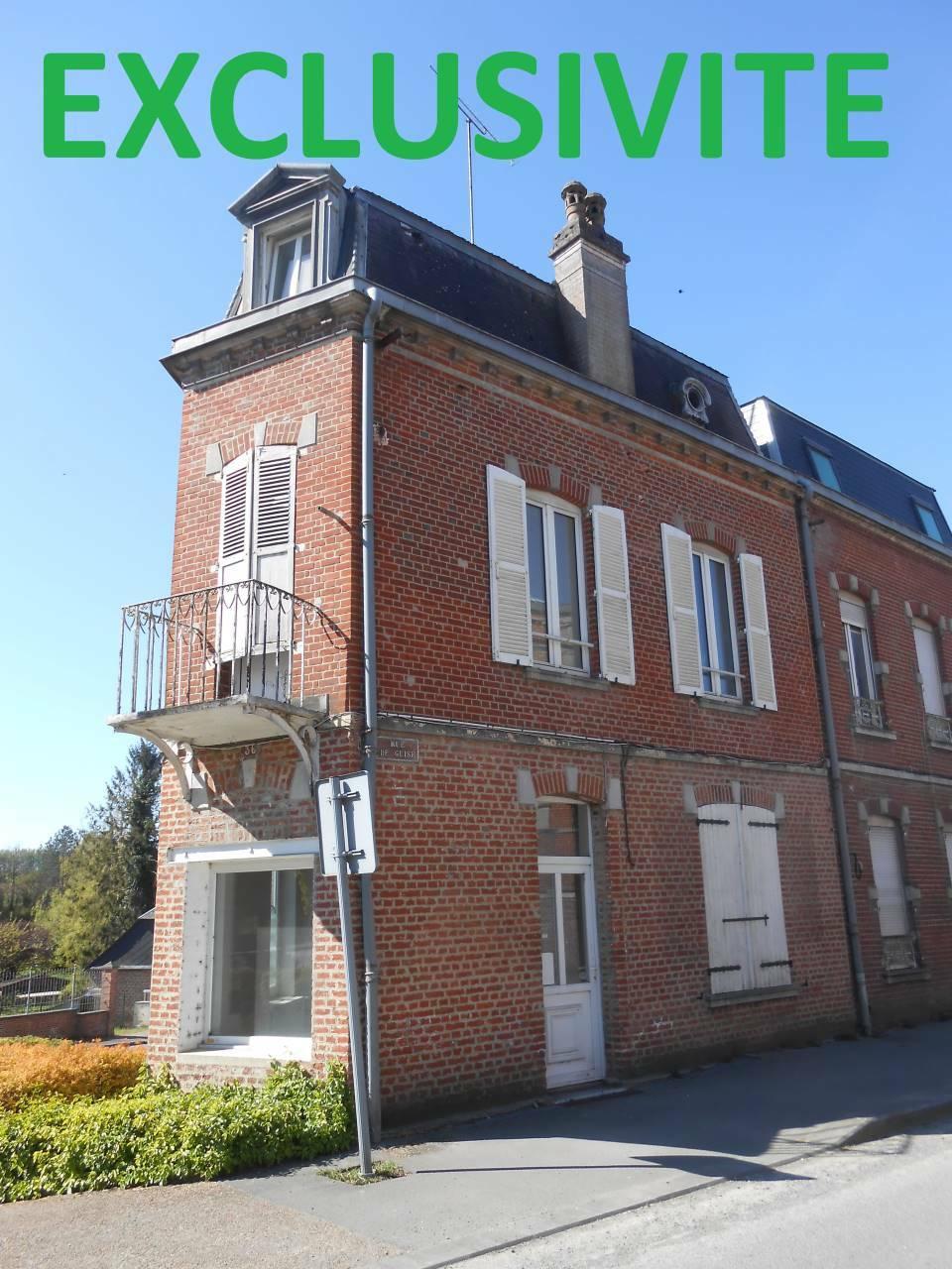 Maison de ville 100m²
