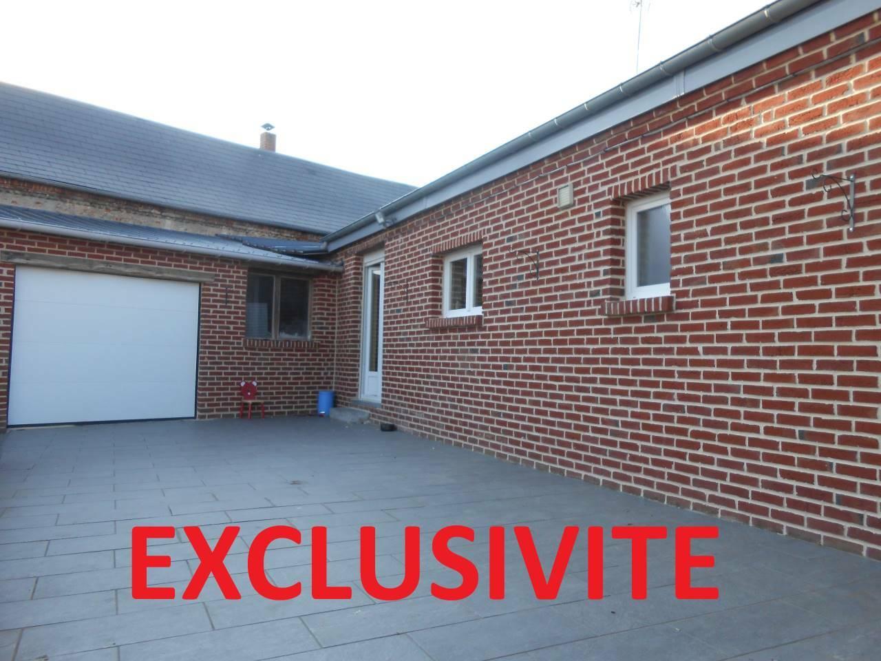 Maison de village 165m²