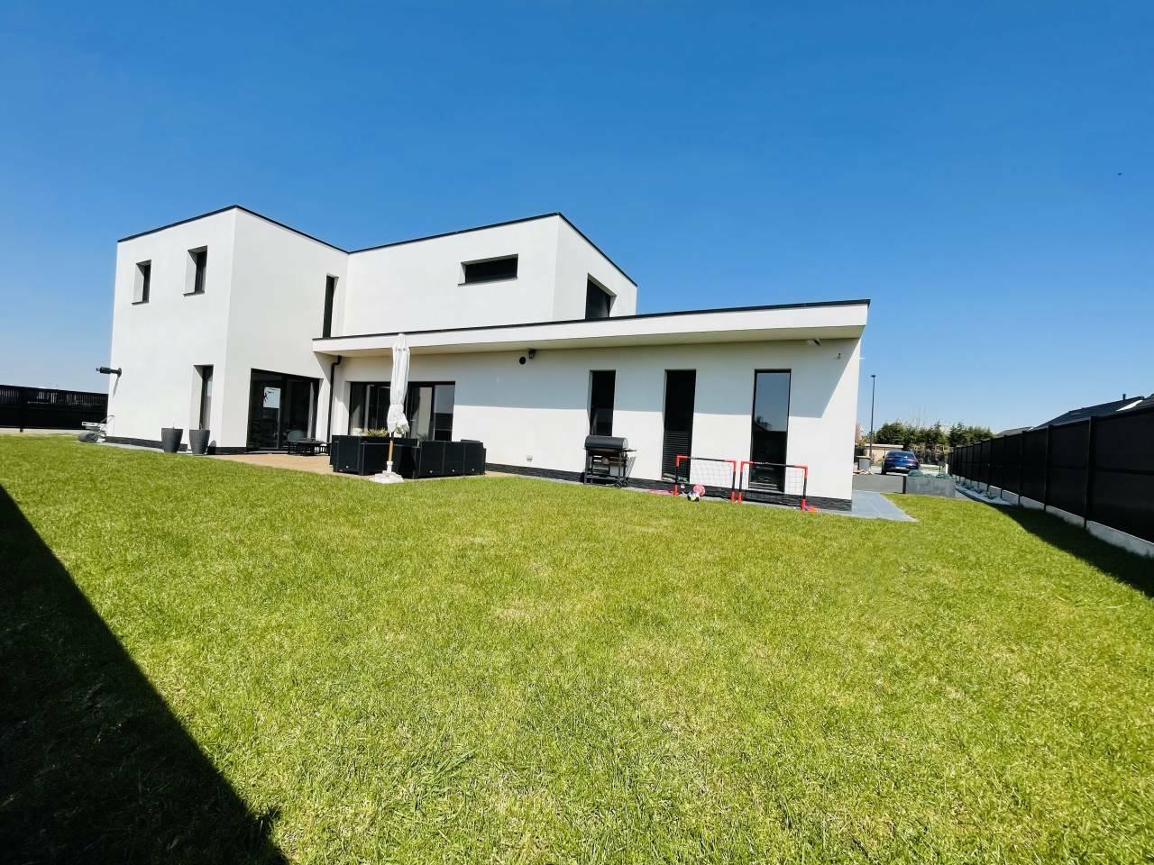 Maison d'architecte 170m²