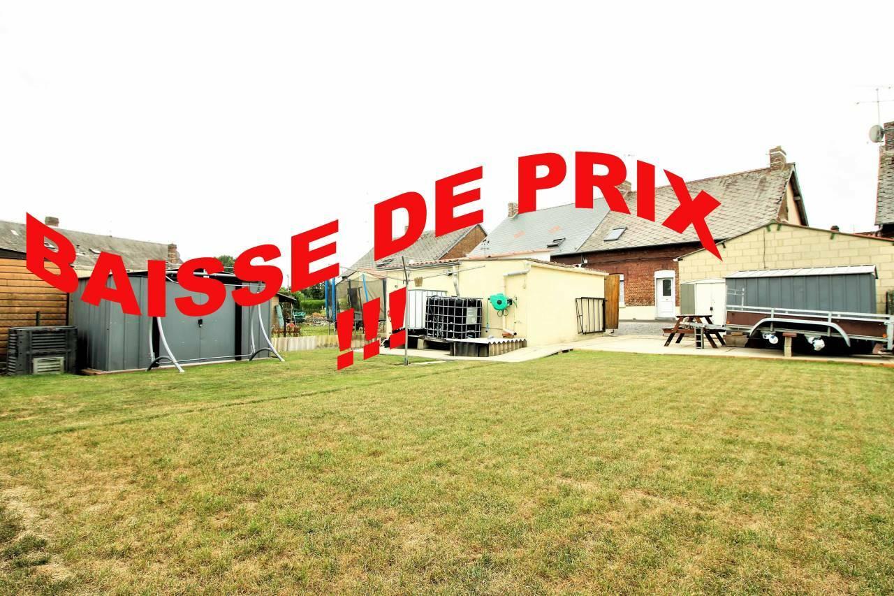 Maison de village 72m²